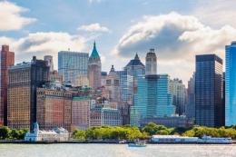 Kota Manhattan, sumber: freepik.com