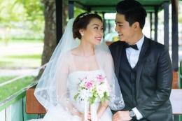 Ilustrasi pasangan sedang foto pre-wedding. (sumber: DragonImages via kompas.com)