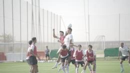 Latihan Timnas Indonesia Jelang Uji Coba. Foto: Dok. PSSI. Sumber: Sepakbola