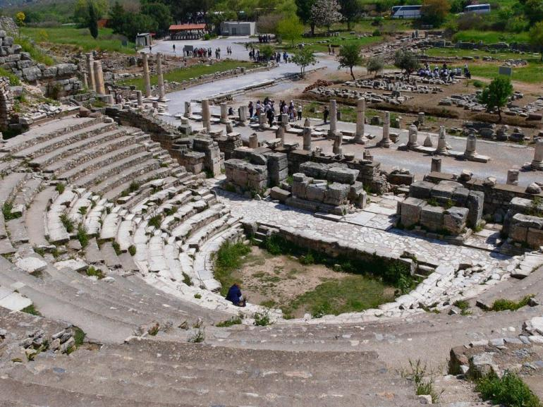 Bouleuterion (Dok. Mapio)
