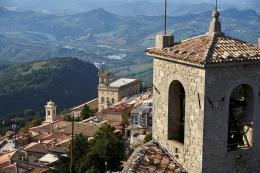 Negara Mini San Marino. Sumber: Volker Glatsch / pixabay