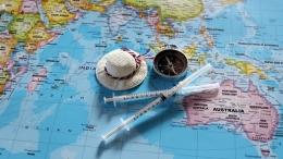 Wisata Vaksin yang sedang tren. Sumber: Gettyimages/JPLDesigns
