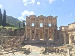 The Library of Celsus (Dok. Pribadi)