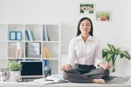 Ilustrasi well being in the office (melindasleadership.com)