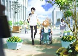 Tsuneo dan Josee, kedua tokoh utama film anime ini (Sumber: IMDb/Japan Times)