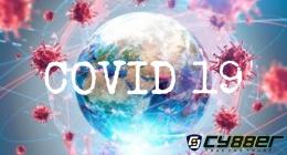 Pandemi Covid-19 sebagai pandemi global. (Gambar:CY88er)