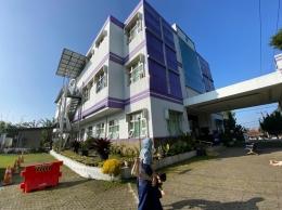Rumah Sakit Hewan Provinsi Jawa Barat. Sumber: dokumentasi pribadi.