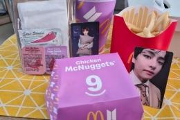 BTS Meal (Kompas.com/Astri Agustina)