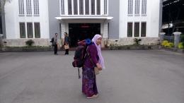 Saat traveling ke Jogjakarta (dokumen pribadi)