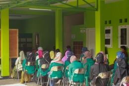 Pembukaan PMM UMM di Kelurahan Karangbesuki / dokpri
