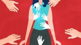 Pelecehan selsual (sumber: beritasatu.com)