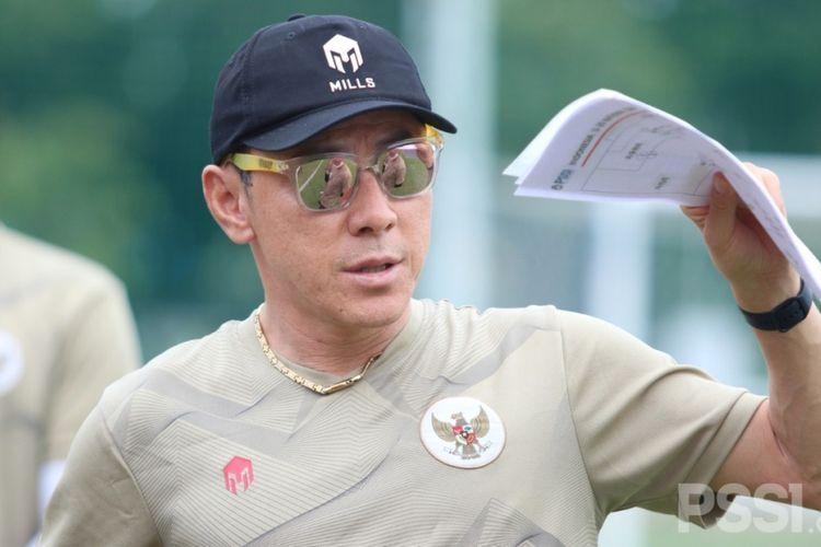 Shin Tae Yong   dok. PSSI.