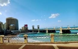 Ilustrasi Jembatan Stanley. Dokpri