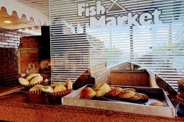 Ilustrasi Fish Market, masih memakai tungku dari tanah liat untuk memasak. Dokpri