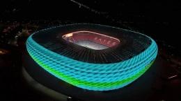 Allianz Arena EURO 2020 | foto: Allianz Arena Muenchen