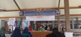Sambutan-sambutan dari Perangkat Desa dan DPL KKN Desa Jenggolo (Dok.Pribadi)