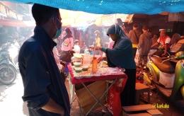 Pedagang Makanan dan Kue Tradisional   @kaekaha