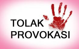 Tolak Provokasi - suaradewata.com