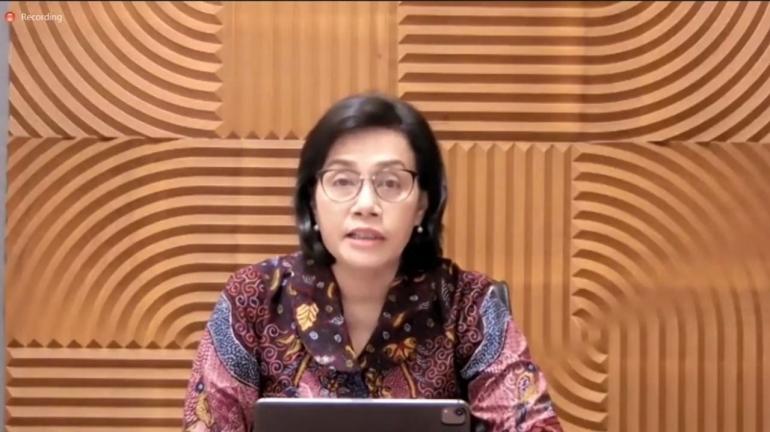 Sumber: Tangkapan Layar Saat Webinar Climate Change Challenge yang Diselenggarakan oleh Universitas Indonesia (11/06/2021)