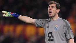 Casillas FC Porto. (dok: Reuters)