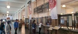 Deskripsi : Museum Bank Mandiri sudah tidak angker I Sumber Foto : dokpri