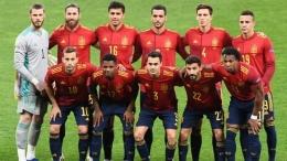Timnas Spanyol (bola.com)