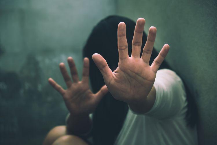 Ilustrasi pelecehan seksual (Sumber: Kompas.com)