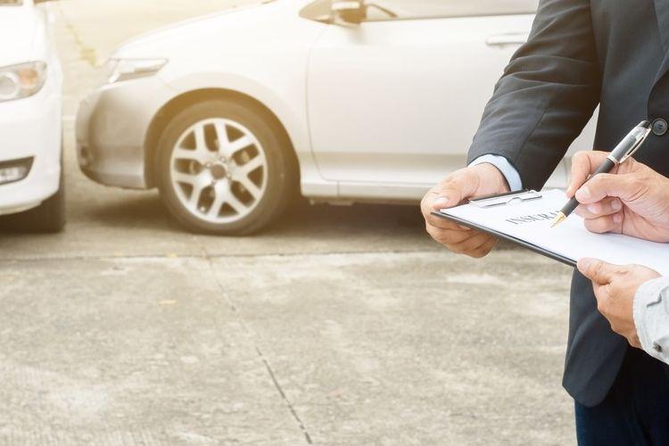 Asuransi kendaraan (Sumber: shutterstock via kompas.com)