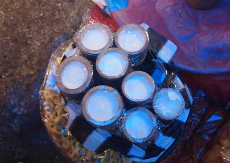 Mengenal Dadih, Yogurt Tradisional Asal Minang (Kompasiana/Dok Pribadi Al Johan)