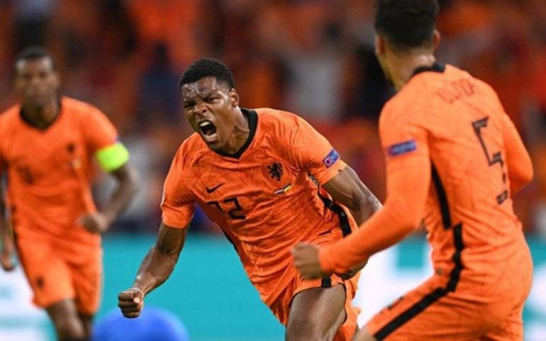 Belanda menang atas Ukraina (bisnis.com)