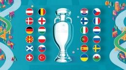 Negara Peserta Euro 2020. Sumber: www.uefa.com