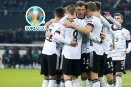 Pemain-pemain Timnas Jerman yg dijuluki Die Mannschaft. Sumber: www.insidesport.co