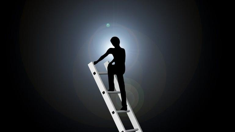 Tangga kesuksesan (pixabay.com)