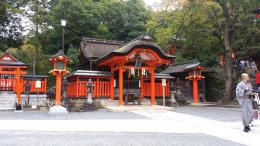 Kuil Fushimi Inari Kyoto   foto: HennieTriana