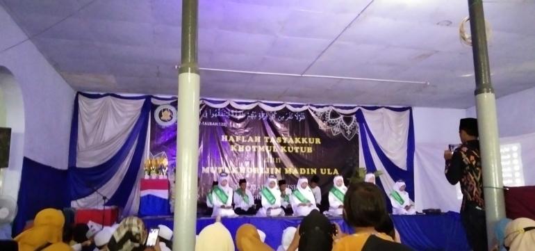 Mutakhorijin(Lulusan) Madrasah Diniyah Al-Ishaqi Jatiroto-dokpri