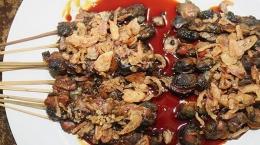 Selain Sate Ayam, Berikut 5 Kuliner Sate yang Bisa Dicoba (Kompas.com/Runik Sri Astuti)