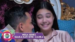 Pak Tirta yang sedang bermesraan dengan Zahra