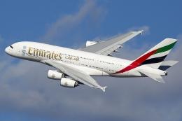 Airbus A-380 milik Maskapai Emirates. Sumber gambar: Maarten Visser/wikimedia.org