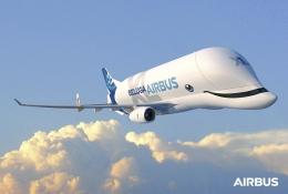 Airbus Beluga XL, pesawat yang paling ditunggu kehadirannya di dunia dirgantara pada tahun 2020. Sumber gambar: hak ciptaairbus.com