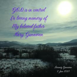LORD JESUS IS SO GOOD (dokumen pribadi)