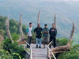 Dokpri. Wisata Alam 'Jurang Jiwa' Kabupaten Bima-NTB,