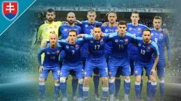 (Timnas Slovakia Dok: indosport.com)