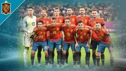(Timnas Spanyol Dok: indosport.com)