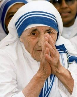 Bunda Teresa dari Kalkuta (katolik.com)