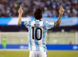 Lionel Messi (33 tahun) berharap bisa membawa Argentina juara di Copa America 2021 yang mungkin akan menjadi turnamen terakhirnya/Foto: www.trtworld.com