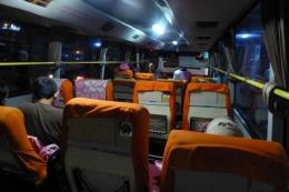 Usahakan jangan tertidur dalam angkutan umum (gambar via kompas.com)