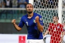 Giorgio Chiellini, Pemeran Utama Strategi Catenaccio Gli Azzuri - Sumber : bola.kompas.com