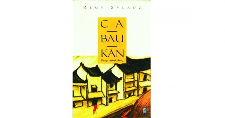Buku Ca-bau-kan karya Remmy Sylado (goodreads.com)