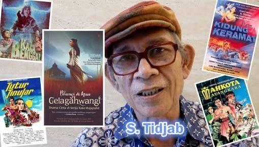 Almarhum S. Tidjab, penulis Tutur Tinular, sumber: https://www.kompasiana.com/Sigit Eka