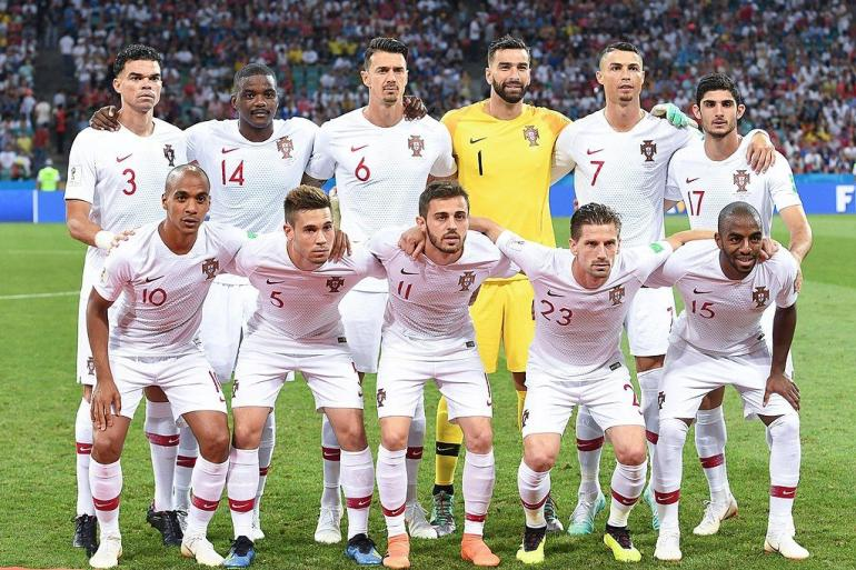 Timnas Portugal - Sumber: https://www.theportugalnews.com/